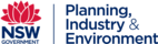 NSW Department of Planning, Industry and Environment (DPIE) logo